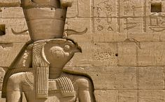 philae temple amun top view - Google Search