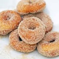 Original Salvation Army ...World War 1 Donut #recipe | Justapinch.com