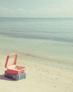 lovely vintage beach
