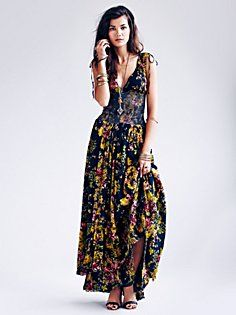 FP ONE Wisteria Maxi Dress in october-13-catalog-items