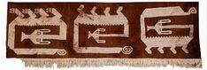 manto funerario cultura chancay