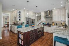 Decor, Kitchen Island, Elegant, Home Decor, Kitchen
