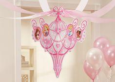 Disney princess heart shaped party dessert paper plates 7 24ct hallmark disney princess dream party chandelier dreamparty shop cbias mozeypictures Gallery