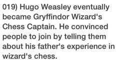 Harry Potter Headcanon