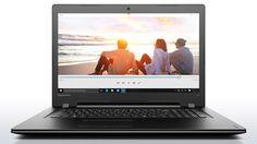 "Notebook Lenovo Ideapad 300-17ISK 17,3""HD+/i3-6100U/4GB/500GB/iHD520/W10 czarny"