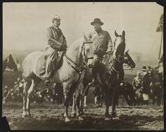 Kaiser Wilhelm II and Teddy Roosevelt
