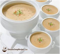 Classic She Crab Soup