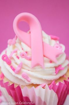 MBC: Fondant Awareness Ribbons Tutorial + Packaging Cupcakes
