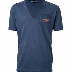 (ディースクエアード) DSQUARED2 S71GD0068 S20696 477 プリント Vネック ポケット Tシャツ 半袖 ブルー (並行輸入品) RICHJUNE (S) DSQUARED2(ディースクエアード) http://www.amazon.co.jp/dp/B011XOKJZW/ref=cm_sw_r_pi_dp_VMXVvb0EX6DW3