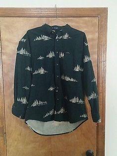 Large Chaps Ralph Lauren 100% cotton flannel shirt