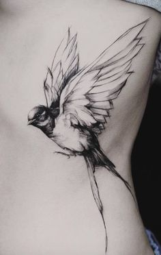 Vogel Tattoo