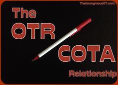 The OTR / COTA Relationship (Good, Bad, and Ugly...)