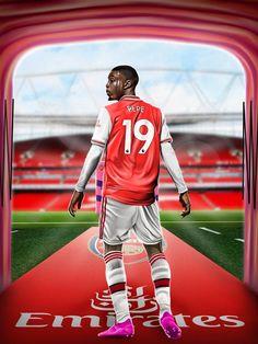 Stadium Print (Select player) Arsenal Fc Players, Aubameyang Arsenal, Ronaldo Football, Fifa Football, Goat Football, Arsenal Wallpapers, Soccer Poster, Football Photos, Great Team