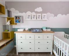 Wickelkommode? Der IKEA HACK mit Hemnes - Praktisch und hübsch! Room Ideas Bedroom, One Bedroom, Baby Room Ideas Early Years, Baby Room Neutral, Parents Room, Baby Room Design, Baby Boy Rooms, Ikea Hack, Baby Outfits