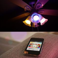 Philips Hue iOS Controlled Light Bulb from Apple