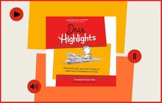 Dear Highlights, the heartwarming audiobook narrated by a full cast and curated by Highlights editor-in-chief Christine French Cully, consists of correspondence between young Highlights readers and the editors who respond to all of them individually. What results is a unique, inside look at American childhood and a call to grown-ups to make time to actively listen to the children in their lives. #audiobook #audiobooks #dearhighlights Full Cast, It Cast, Highlights Magazine, Make Time, Audio Books, Good Books, Letters, Memories, Learning