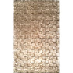 RugStudio presents Surya Kinetic Knt-3013 Ivory Woven Area Rug ❤ liked on Polyvore featuring home, rugs, cream rug, patterned rugs, canvas rug, geometric pattern rugs and beige area rugs