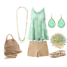 Mint Spring fashion!