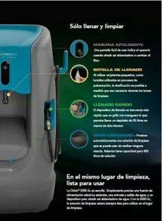 Orbio de Tennant: descubre la revolución de la limpieza sin productos quimicos