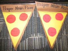 First Grade Fairytales: Proper Noun Pizzas but change one to a common noun pizza so you have both Teaching Nouns, Teaching Language Arts, Teaching Writing, Student Teaching, Teaching Ideas, Nouns First Grade, 2nd Grade Ela, 1st Grade Writing, Grade 2