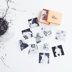 Looking for a cute newborn #baby #gift? Well, we've got something for you :-) #printic #photos #babygift from @hiljacaroline Instagram