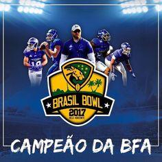 O Sada Cruzeiro Futebol Americano é Campeão Brasileiro de Futebol Americano  de forma invicta! b5c57f5018d96
