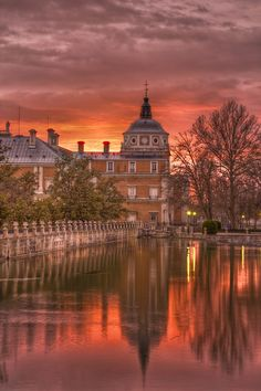 Palacio Real de Aranjuez - Madrid, Spain