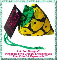 Shop with style with our cool, fun, colorful L.A. Pop Designs (TM) #groceryshoppingbags - expands to hold many items! Available @ Amazon >> http://www.amazon.com/Pop-Design-Expandable-Eco-Friendly-Lightweight/dp/B00UHAMMDG/ref=sr_1_11?s=kitchen&ie=UTF8&qid=1441752180&sr=1-11&keywords=shopping+bags