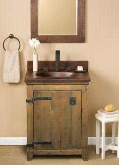 Beautiful Clearance Bathroom Vanities | 24 In. Americana Vanity   Single Vanities    Bathroom Vanities .