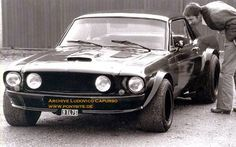 Ford Mustang coupe 1967 V8 271hp