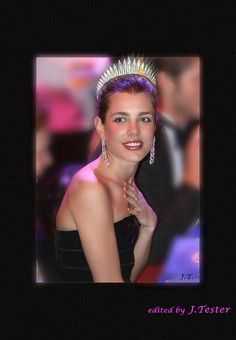 Princess Charlotte Casiraghi of Monaco. She looks so much like her mother. Charlotte Casiraghi, Charlotte Gainsbourg, Andrea Casiraghi, Princesa Charlotte, Georgia May Jagger, Natasha Poly, Toni Garrn, Princess Stephanie, Princess Caroline