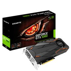 Gigabyte presenta la nuova versione della scheda grafica GeForce GTX 1080 Turbo OC 8G