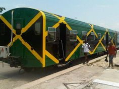 Jamaica is making an attempt to revive our railway system...