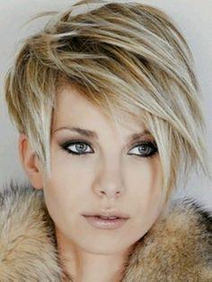 Hairstyles & Fashion: 5 Trendy Short Hair Cuts for Women 2015