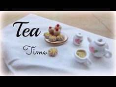 Tea Time ▪ Polymer Clay Tutorial