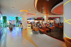 OZ mall. Krasnodar, Russia
