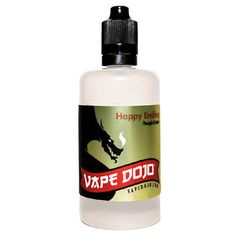 Looking for a new eJuice? Try: Happy Ending by V....  Find it on eLiquid.com at: http://www.eliquid.com/products/happy-ending-by-vape-dojo-classic-line?utm_campaign=social_autopilot&utm_source=pin&utm_medium=pin