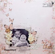 Scrap story ...: New LO for Sketch365
