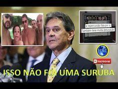 🔴 🔵 Roberto Jefferson CRITICA VÍDEO em que Cristiane Brasil ESTA COM OS SARADÕES NA LANCHA - YouTube