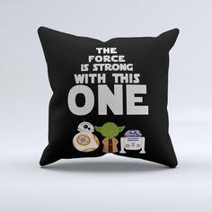 the force awakens throw pillow star wars throw by PrintArtShoppe