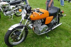 Laverda 750 SF2 by addlightness, via Flickr