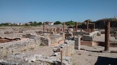 #Conimbriga extensive #Roman ruins,10 miles from #Coimbra #Portugal mainly excavated in the 1930's
