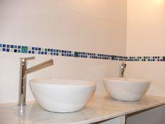Resultado de imagen para ideas para baños infantiles con listel