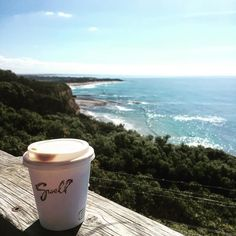 Morning view #swell #coffee #janjuc #greatoceanroad #roady #discover #Australia #vic by sammy__quiggs http://ift.tt/1X8VXis