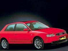 Spoiler bara fata Audi A3 (8L1)