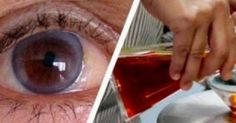 Over time, many of our body functions begin to deteriorate, with our eyesight breaking down first. The eyesight is responsible for about of the information we receive, as well as for avoiding obstacles and learning Herbal Remedies, Home Remedies, Natural Remedies, Eye Sight Improvement, Chest Congestion, Vision Eye, Natural Medicine, Natural Health, Health Products