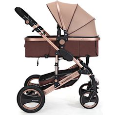 Baby Stroller Dual-use Baby Carriages for Newborns Carrinho De Bebe Easy Carry Folding Portable Stroller Baby Throne Strollers