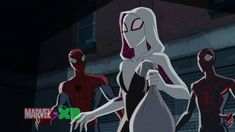 Spider-Gwen! Marvel's Ultimate Spider-Man vs. The Sinister Six Season 4,...