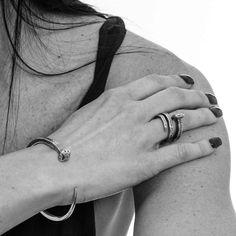 #Bracciale Clamor Glamour Chiodo #bracelet #madeinitaly