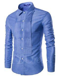 Cheap Casual Shirts, Buy Directly from China Suppliers:Palace Style Fold Design Long Sleeve Shirt Men Casual Cotton Brand Clothing Chemise Homme Camisa Masculina Formal Shirts For Men, Mens Designer Shirts, Men Dress, Shirt Dress, African Men Fashion, Spring Shirts, Mode Style, Printed Shirts, Silk Shirts